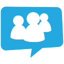 Les séances des questions/réponses de Prépa Journalisme se déroulent en direct, via un service combinant chat et streaming